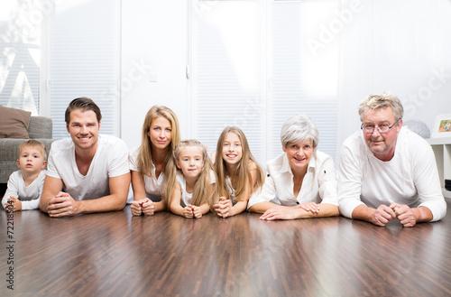 big modern family - 72218504