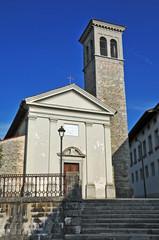 Cividale del Friuli - chiesa di san Martino