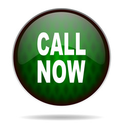 call now green internet icon