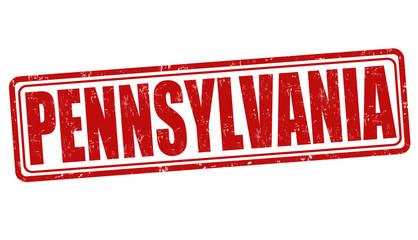 Pennsylvania stamp