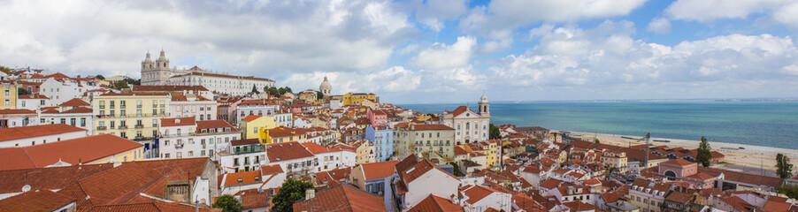 Miradouro de Santa Luzia Portas do Sol Lisboa (Lissabon)