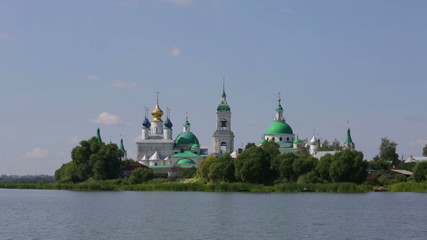 Walk on Nero's lake near Spaso-Yakovlevsky Monastery