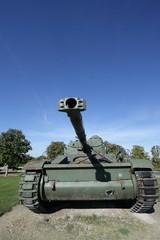 Char d'assaut de la première guerre mondiale,Mémorial