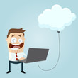 cloud computing business mann