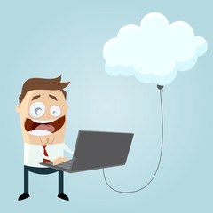 cloud computing business mann