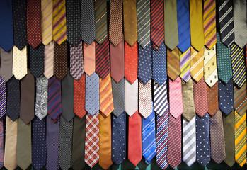 Cravatte appese