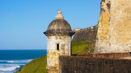 Garita y Muralla de El Viejo San Juan, Puerto Rico