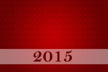 Hintergrund für Sylvester 2015, rot