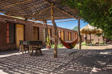 Tiempo de siesta en Atacama