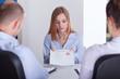 Stressed applicant and curriculum vitae
