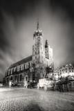 Kościół Mariacki w Krakowie, Polska.