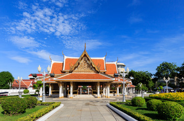 Memorial Park ,Bangkok Thailand