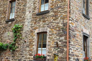 Bruchsteinhaus in Cochem an der Mosel