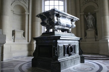 Napoleon's tomb - des invalides, Paris