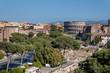 Fototapeta Roma - Coloseum - Starożytna Budowla