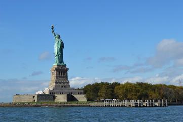 statue de la liberté à New-York - USA
