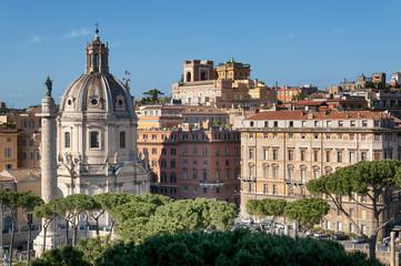 Trajan Forum, Rome - Italy