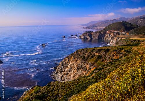 Foto op Plexiglas Landschappen california coast