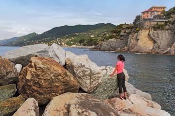 Urlaub in Camogli