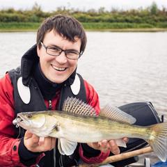 Happy Fisher