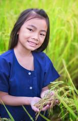 Thai child