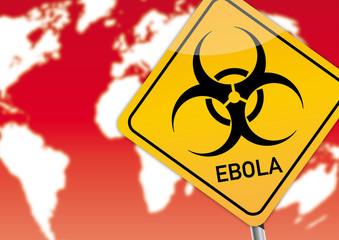 Achtung Ebola, Ausbreitung