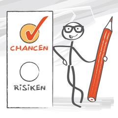 Chancen vs. Risiken