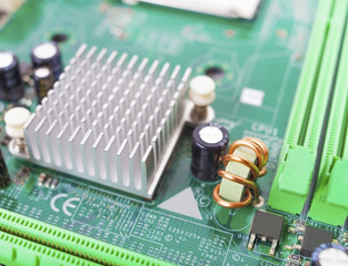 background of computer circuit