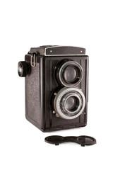 Old medium format camera