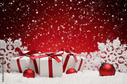 Christmas deocoration - 72244322