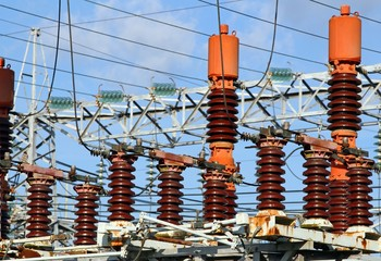 e power plant to produce electricity