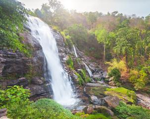 Chaimai Waterfall, Chiangmai, Thailand (Wachiratarn Waterfall)