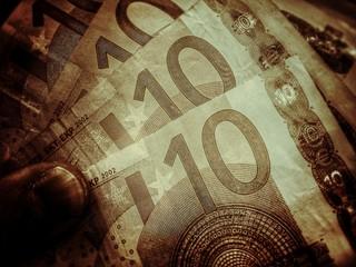 10 Euro Geldscheine