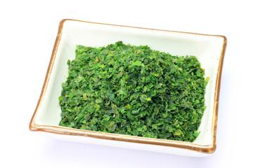 green string lettuce