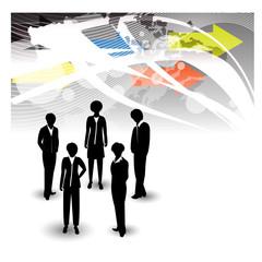 business brochure/flyer