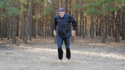 Rem Plugatar.Master of wushu,wu hsing from Ukraine