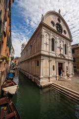 Chiesa di Santa Maria dei Miracoli, venezia, Veneto, Italia
