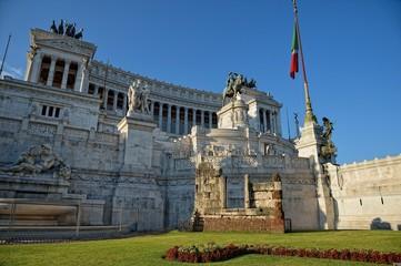 Altare della patria di Roma