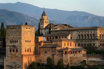 Grenade - L'Alhambra