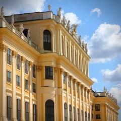 Vienna castle - Schonbrunn