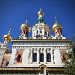 Vienna - Orthodox church