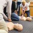 First aid CPR seminar. - 72249174