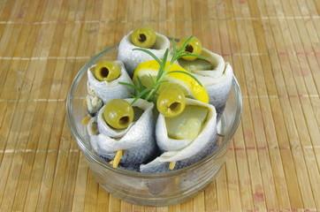 collared herrings