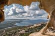 Sardegna, panorama di Palau da Capo d'Orso