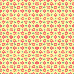 Floral Wallpaper Pattern