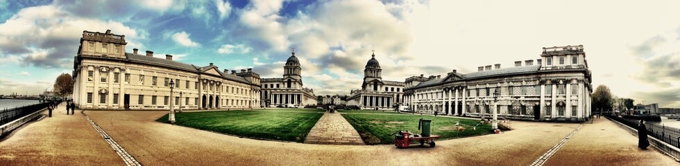 Amazing palace view in London