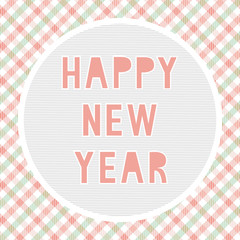 Happy new year greeting card14