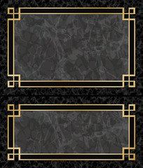 Marble Frames