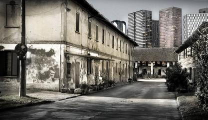 contrasto urbano