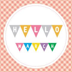 Hello March3